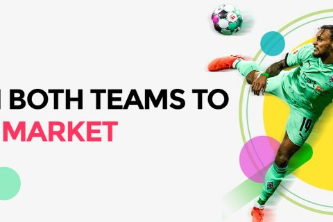 How to bet on both teams to score market